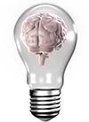 ampoule cerveau